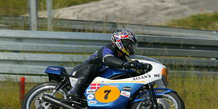 Roadracing på Ring Djursland, Løbsdag
