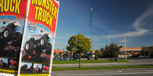 Monstertrucks i Risskov
