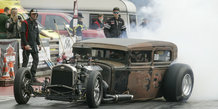 Mosten Race Days 2014, Dragracing