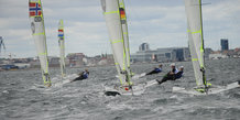Hempel Sailing World Championships 49er